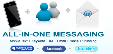 All in one Messaging Solution